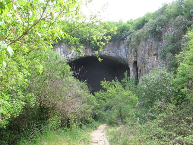 The Devetaki cave