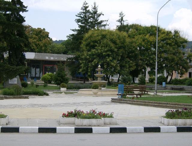 Suvorovo Municipality