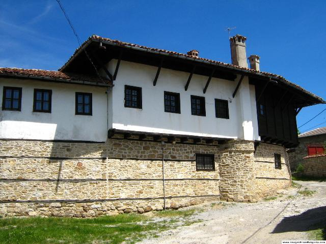 Architectural and Museum reserve - Arbanasi