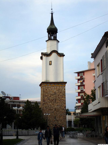 The Clock Tower – Botevgrad