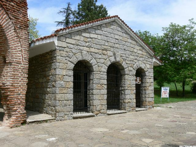 The Thracian tomb in Kazanlak