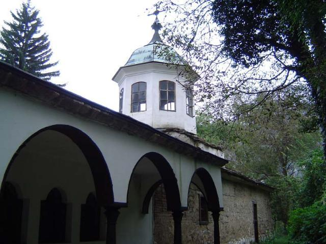 "The ""Assumption"" monastery in Cherepish"