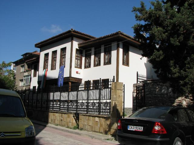 New Museum of the Revival in Varna