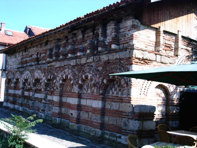 The St. Paraskeva church - 13th c., Nessebar