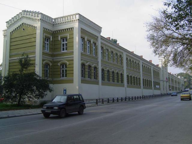 The Museum of History in Pleven