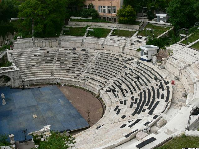 The Antique Theatre – Plovdiv