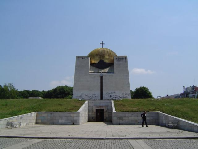 The Pantheon of Bulgarian Renaissance leaders